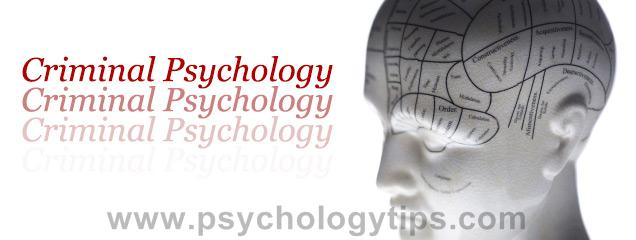 what is criminal psychology |insight into the psychology of a criminal, Human Body